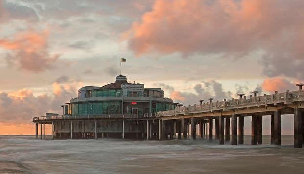 Minivacaciones en la costa belga (2 noches)