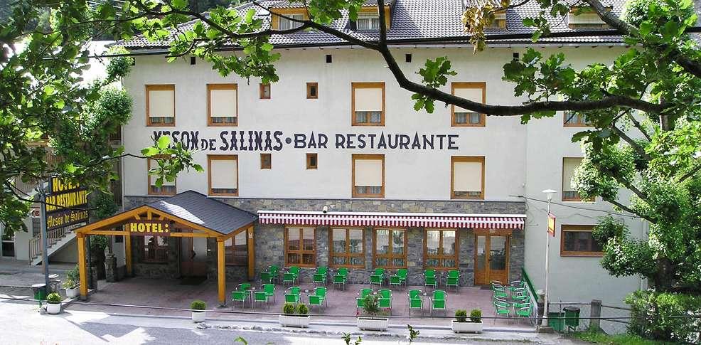 Hotel mes n de salinas 2 salinas de sin espa a - Hotel salinas asturias ...