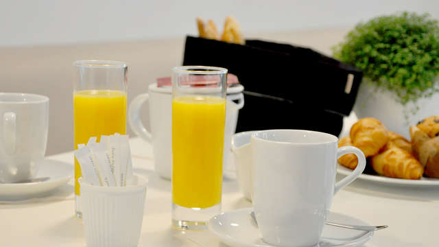 Hotel Les Villas - Breakfast