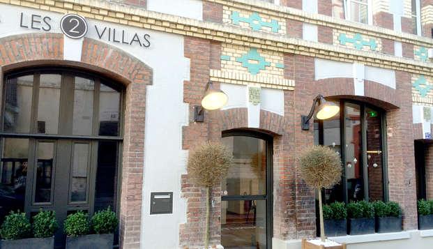 Hotel Les Villas - Front