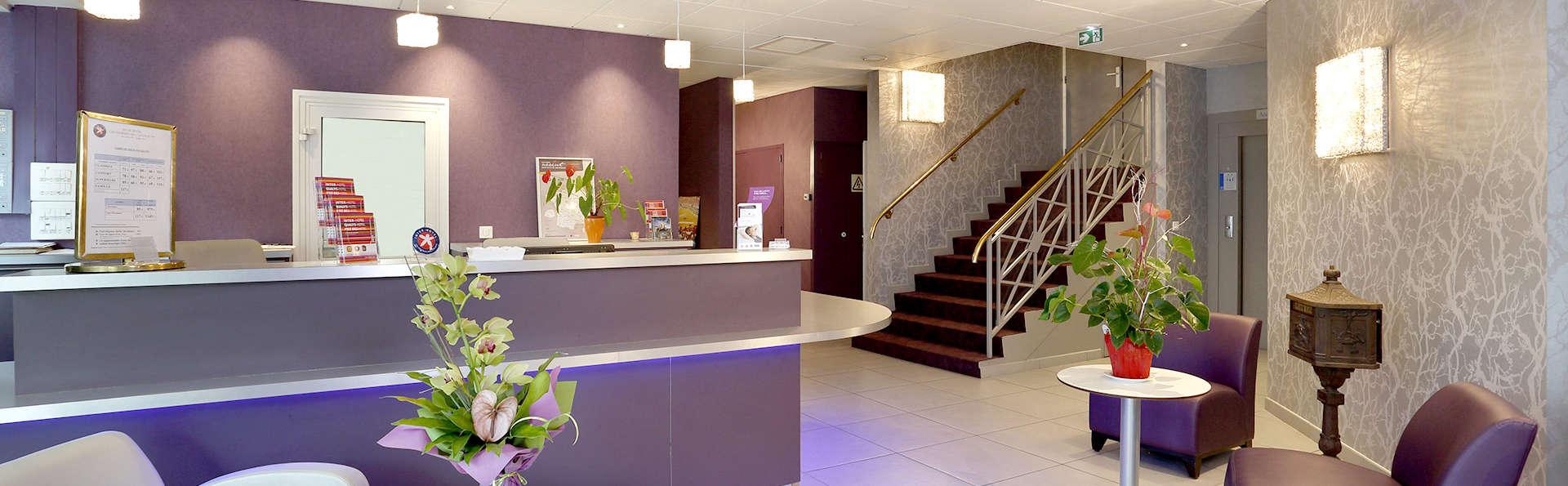 The Originals City, Hôtel Les Thermes de l'Avenue, Dax (Inter-Hotel) - Edit_Reception.jpg
