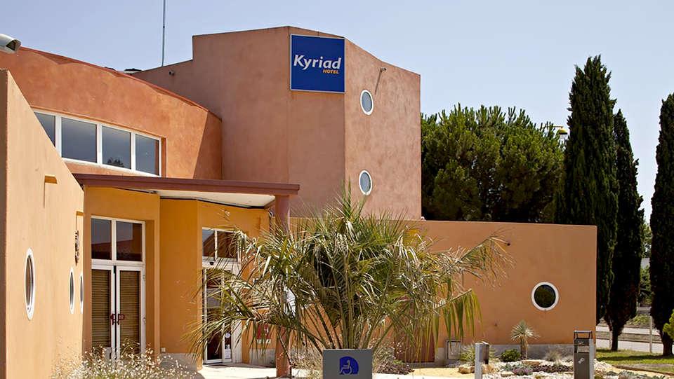 Hôtel Kyriad Montpellier Est - Lunel - Edit_Front.jpg