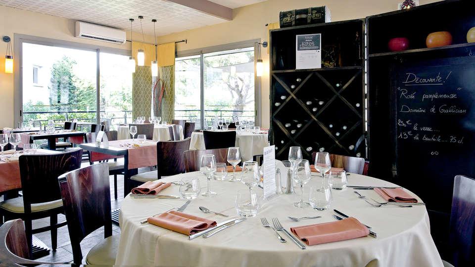 Hôtel Kyriad Montpellier Est - Lunel - Edit_Restaurant2.jpg