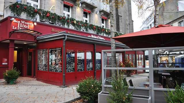 Escapada con cena en Saint Brieuc