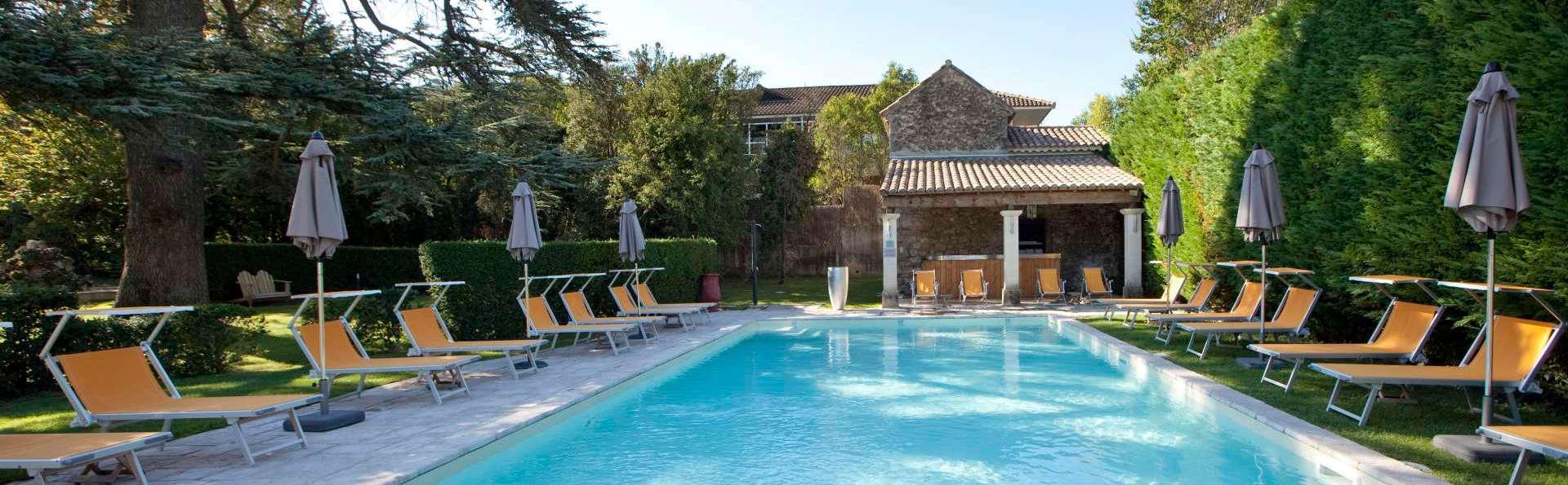 Escapade aux portes de la Provence, près d'Orange