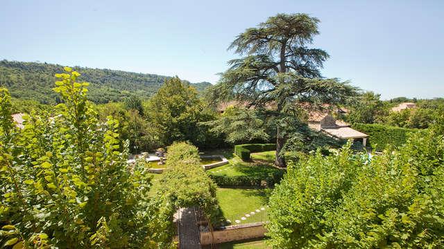 Week-end de charme au coeur de la Drôme provençale