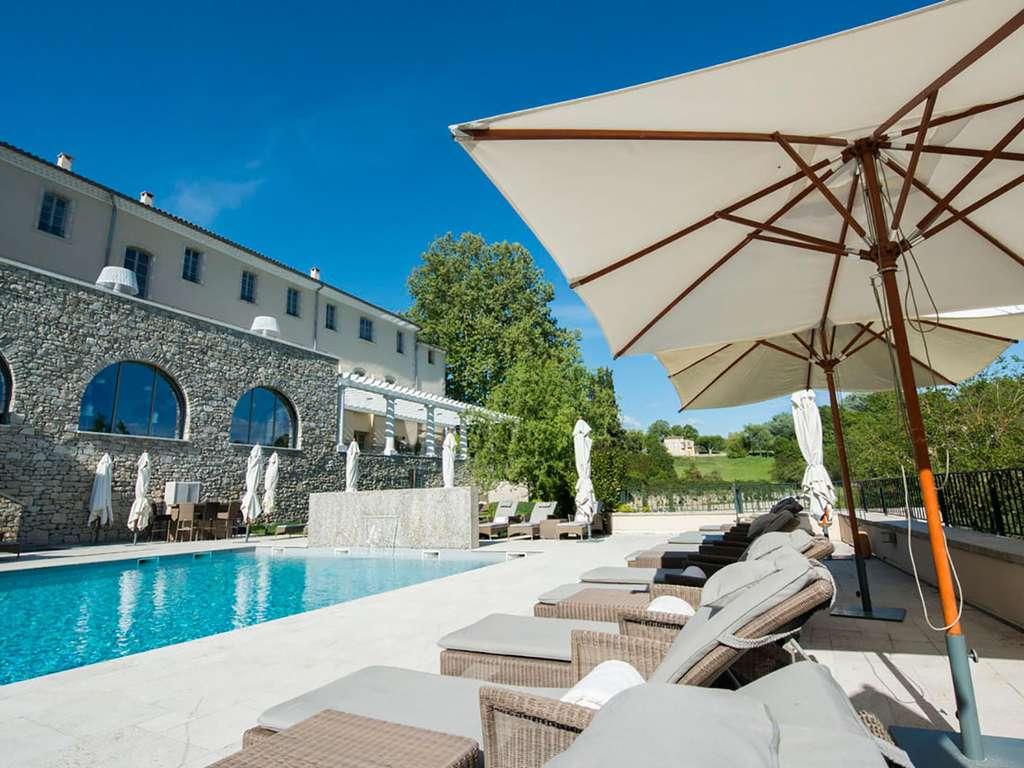 Séjour Alpes-de-Haute-Provence - Week-end détente et bien-être avec soins dans un ancien couvent Provençal  - 5*