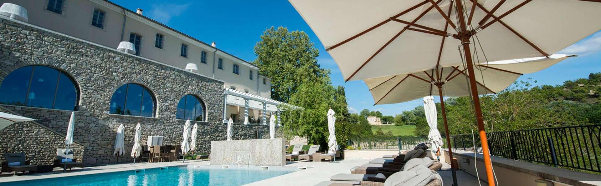 Week-end détente et bien-être avec soins dans un ancien couvent Provençal