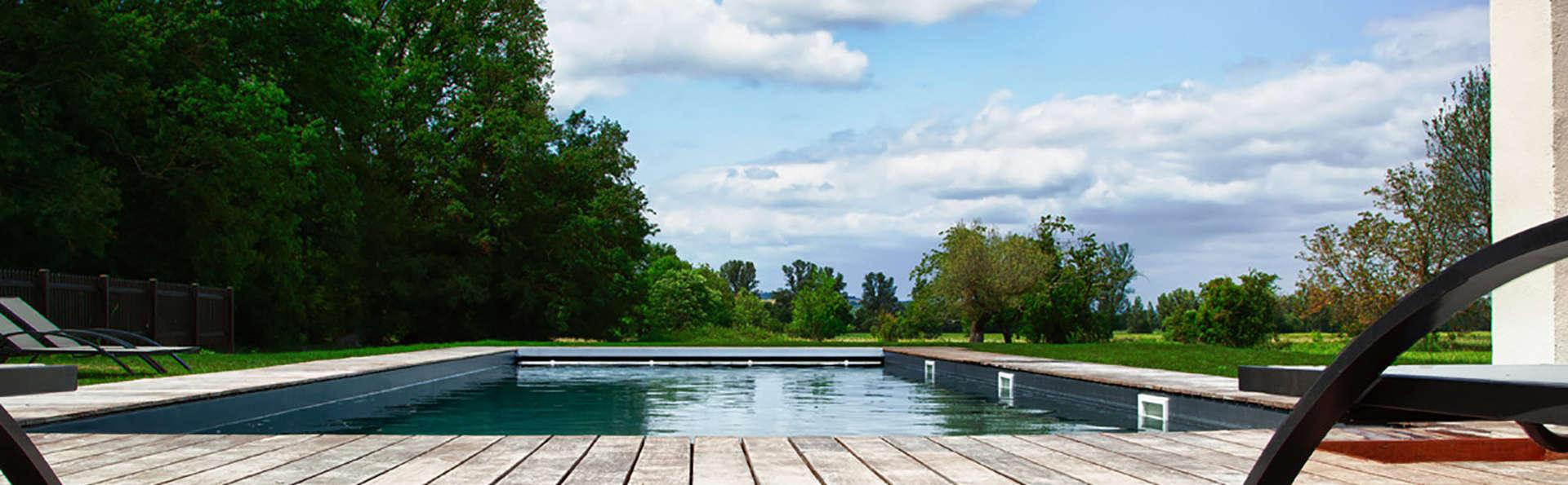 Nature et détente un hôtel de charme près de Castres