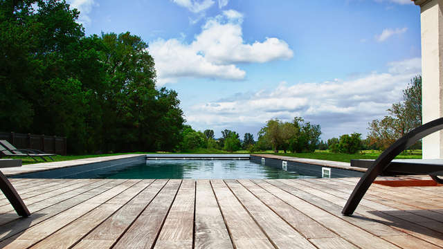 Naturaleza y relax en un hotel de encanto cerca de Castres