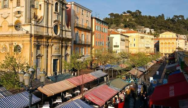 Week-end de charme à Nice