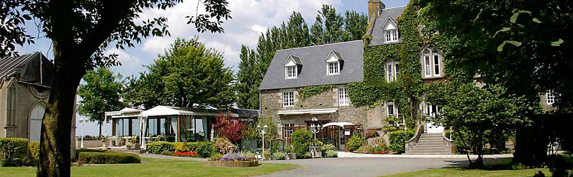 Hotel The Originals Manoir de la Roche Torin (ex Relais du Silence) - EDIT_front.jpg