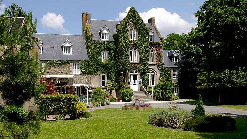 Hotel The Originals Manoir de la Roche Torin (ex Relais du Silence) - EDIT_front3.jpg