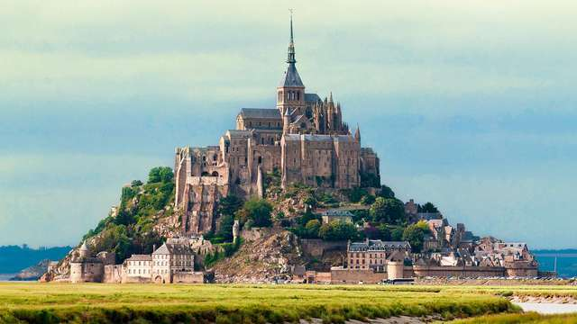 Week-end en baie du Mont Saint Michel
