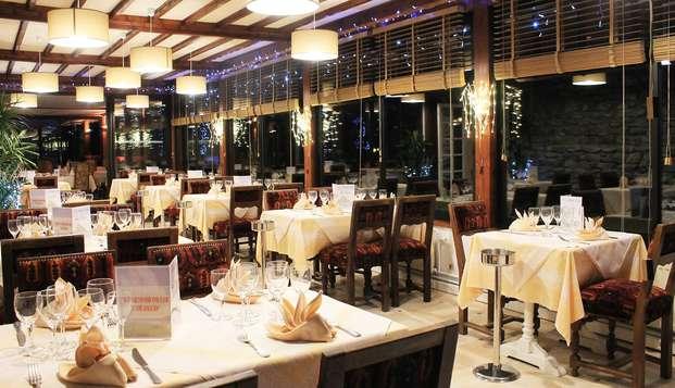 Week-end avec dîner en baie du Mont Saint Michel