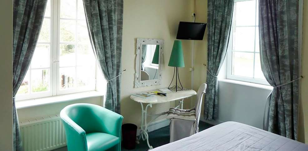 Hotel The Originals Manoir De La Roche Torin  Ex Relais Du