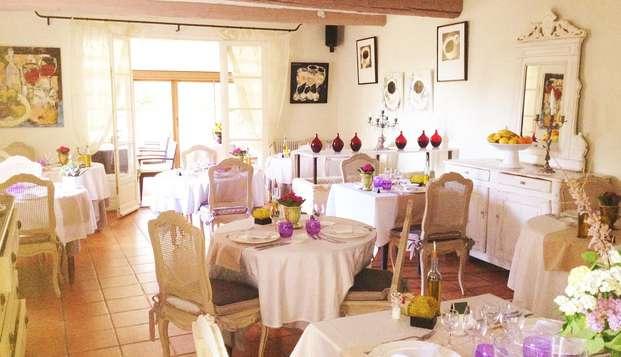 Oferta especial: escapada con cena en Saint-Rémy-de-Provence