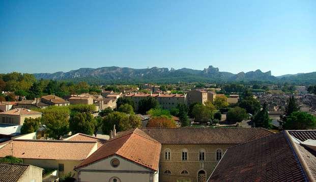 Escapada a Saint-Rémy-de-Provence en habitación superior