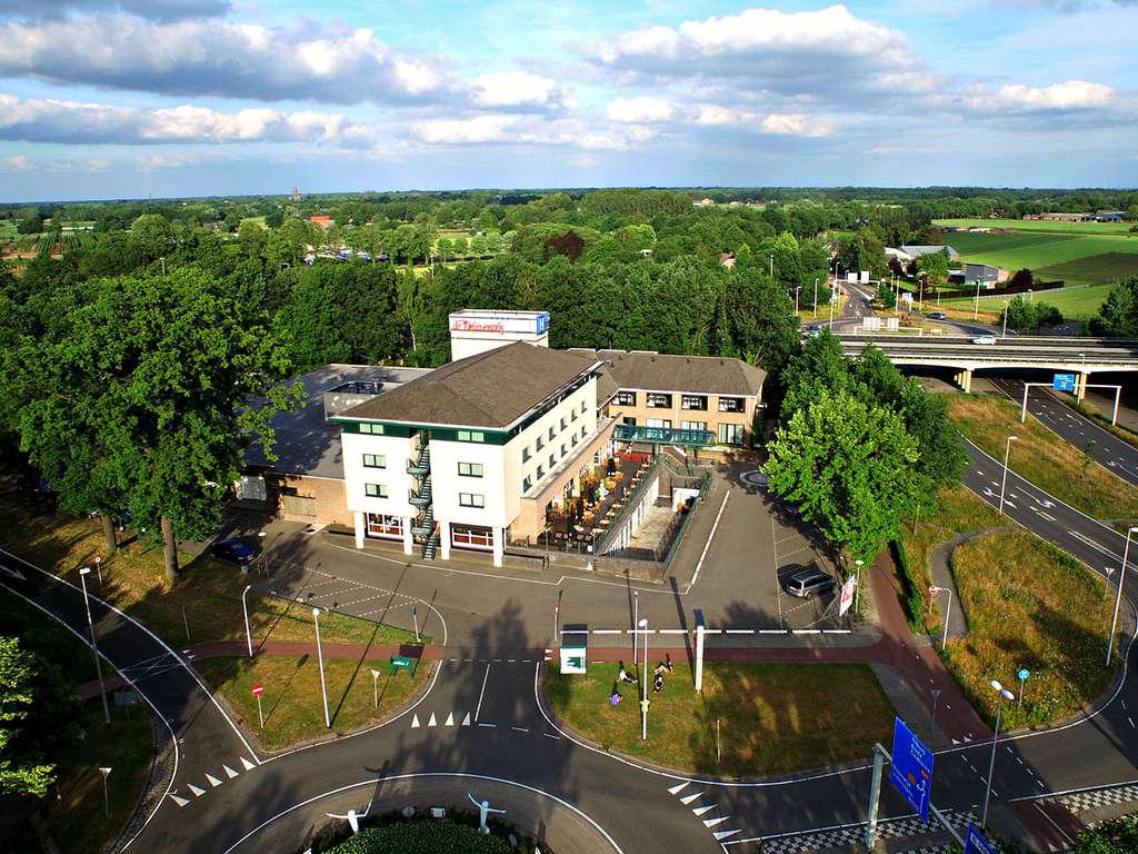 Séjour Pays-Bas - Charme et hospitalité brabançonne à l'hôtel de Druiventros à Tilburg  - 4*
