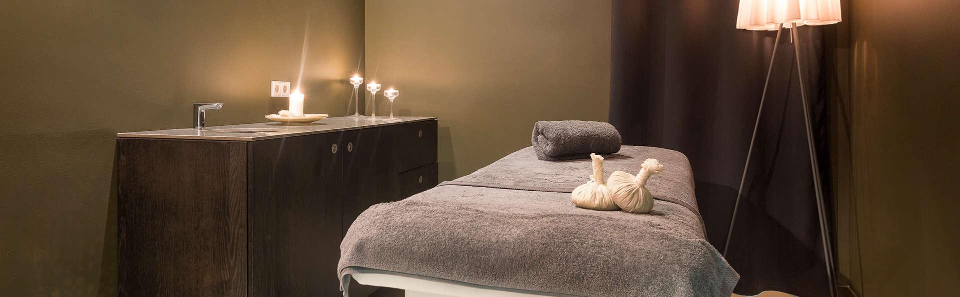 Luxe et détente : spa illimité, massage, verre de bienvenue et bien plus à Islantilla