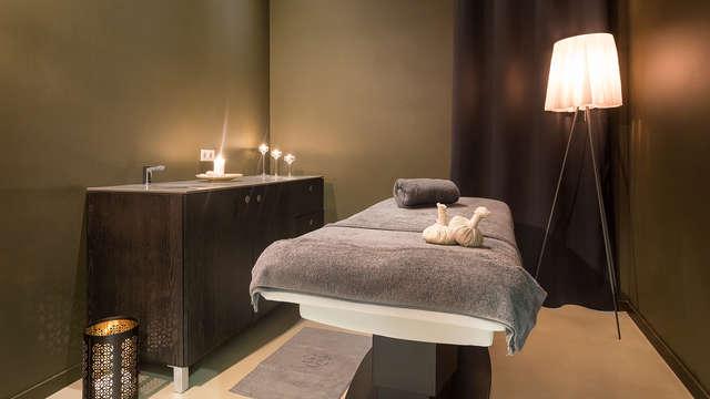Lujo & relax: Spa ilimitado, masaje sensaciones y mucho mas en Islantilla (desde 3 noches)