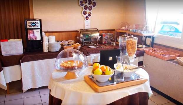 Hostellerie du Centrotel et Spa - buffet
