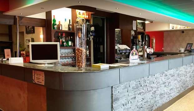 Hostellerie du Centrotel et Spa - bar