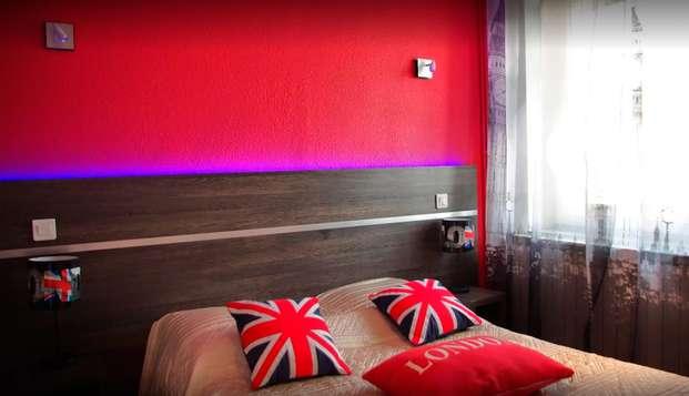 Hostellerie du Centrotel et Spa - room