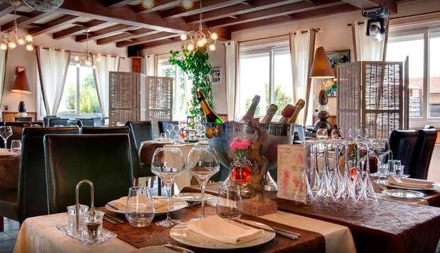 Hostellerie du Centrotel et Spa - restaurant
