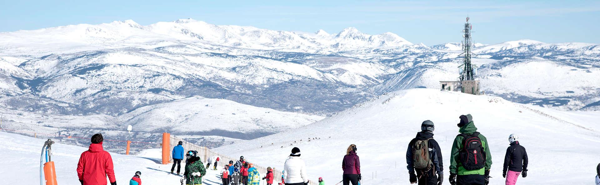 Evadez-vous à la Molina avec cette escapade à la neige