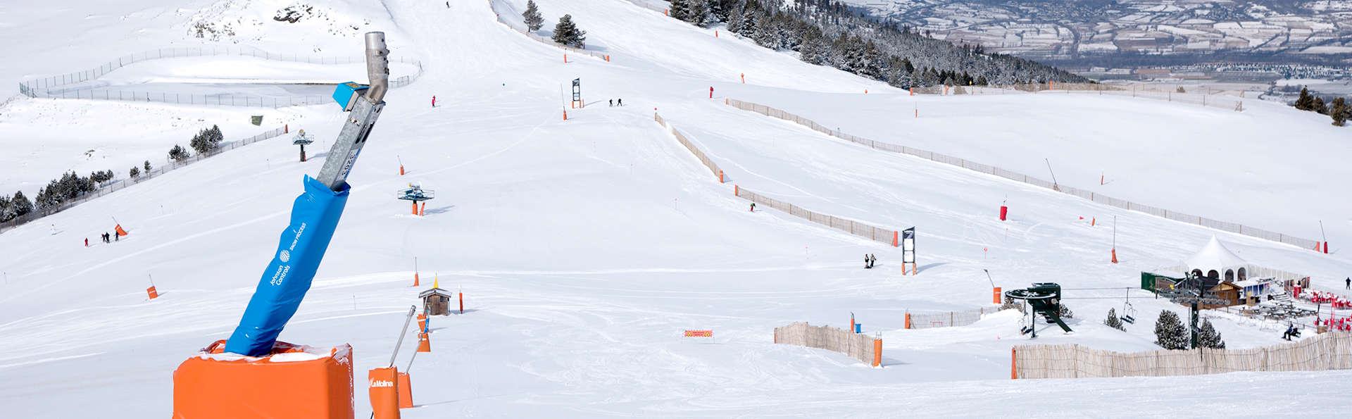 Descubre lo mejor del Pirineo Catalan con esta escapada a la nieve