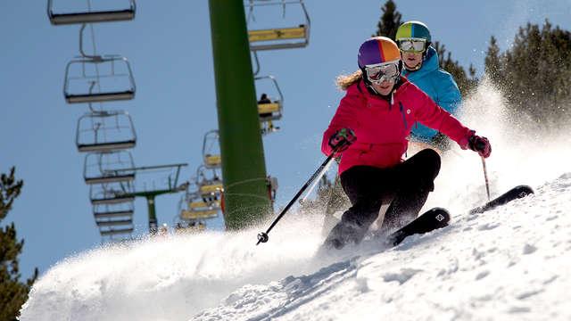 Super Precio Esquí: Alojamiento y forfait de 2 días en La Molina