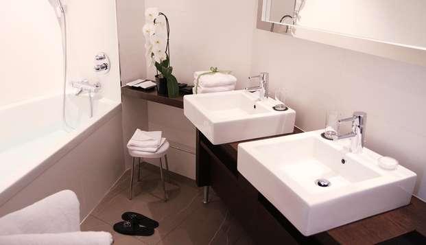 Hotel Palladia - bath