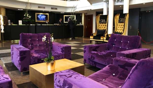 Hotel Palladia - lobby