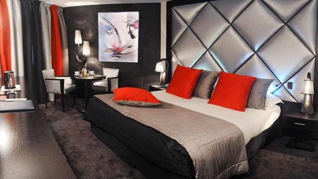 Hotel Palladia - room