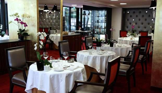 Hotel Palladia - restaurant