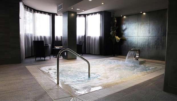 Relax y spa cerca del río Garona, en el corazón de Toulouse