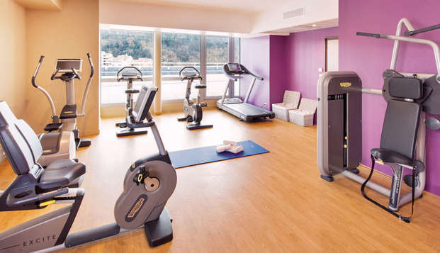 Hotel Parksaone - Gym