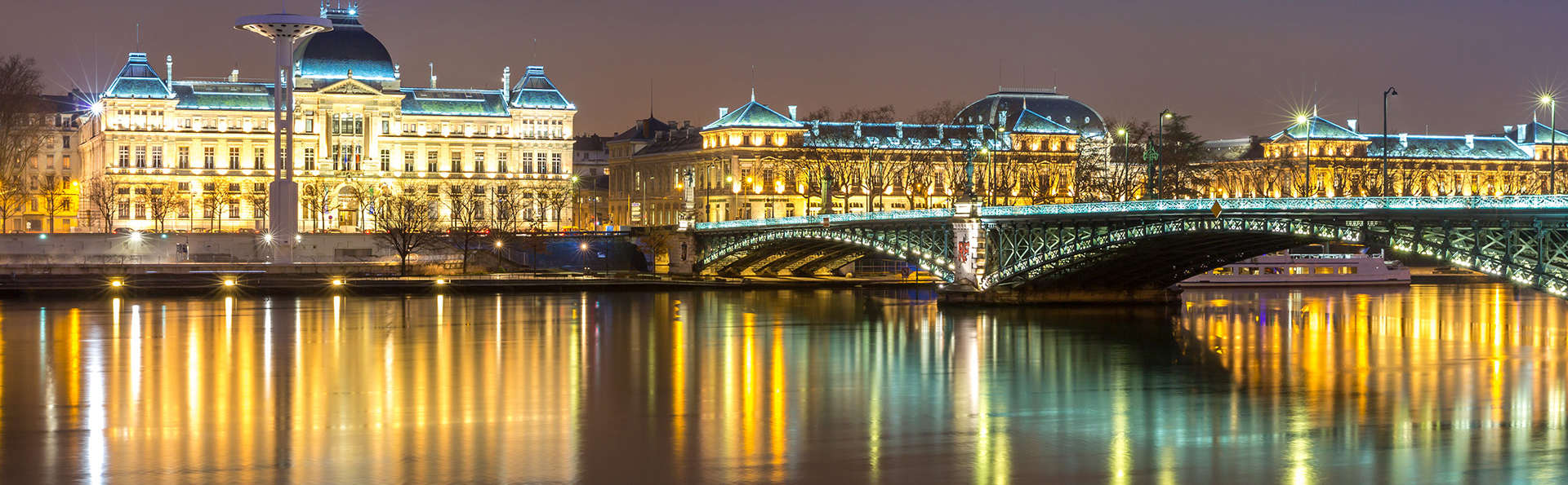 Citytrip dans la ville historique de Lyon