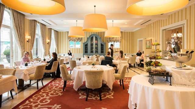 Hotel Dukes Palace - breakfast