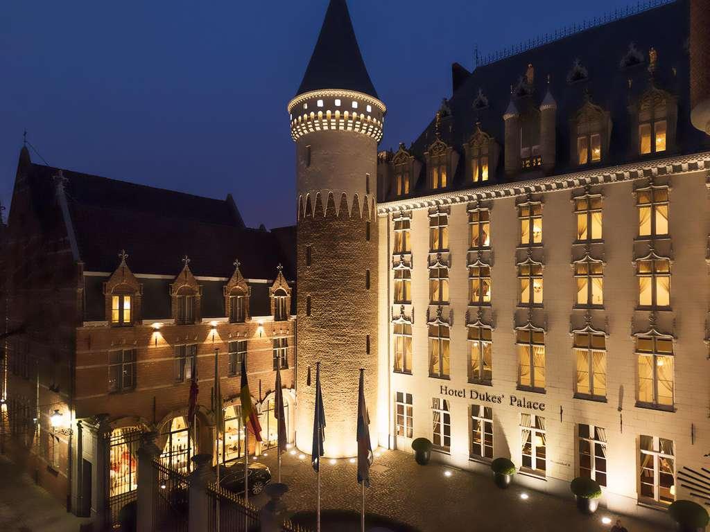 Luxe et prestige au cœur de Bruges 5*