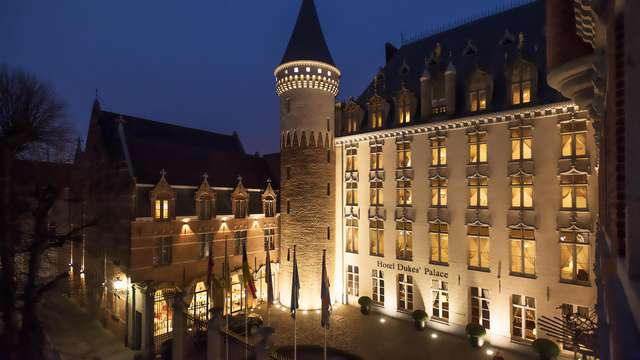 Hotel Dukes Palace