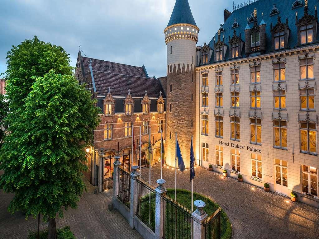 Séjour romantique dans un hôtel de luxe au cœur de Bruges 5* - 1