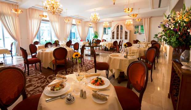 Hotel Dukes Palace - restaurant