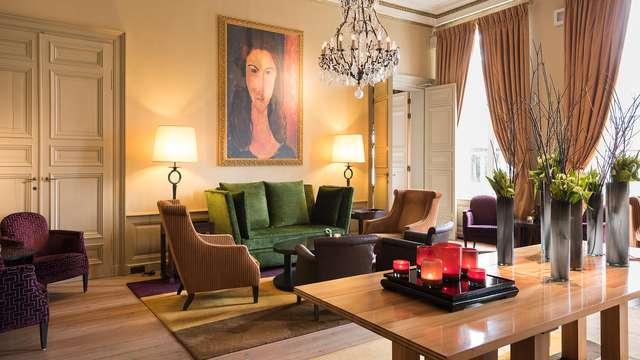 Hotel Dukes Palace - salon
