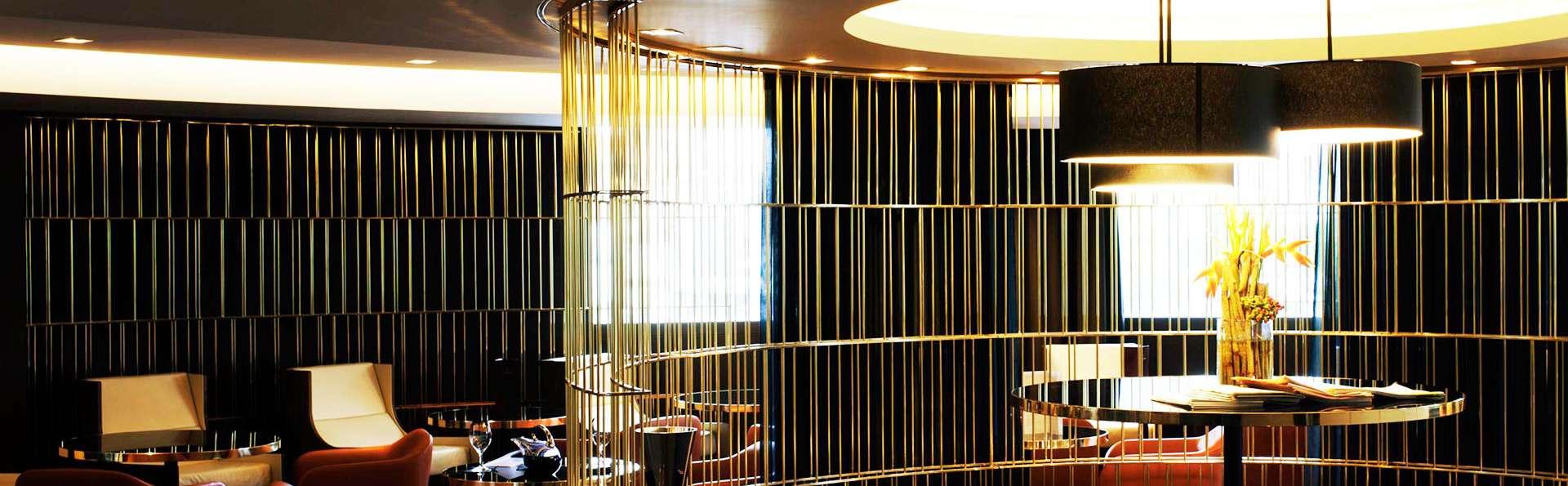 Tapas en wijn in designhotel in hoofdstad van Europa, Brussel
