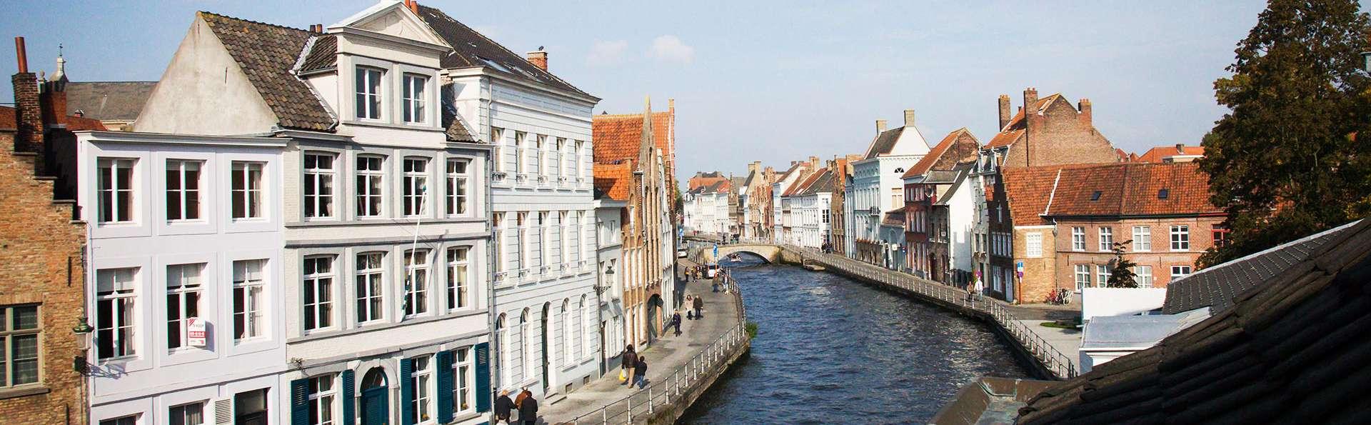 Découvrez la charmante ville de Bruges