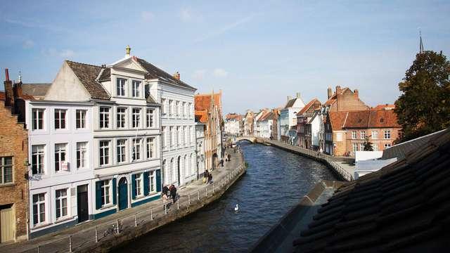 Ontdek het charmante Brugge