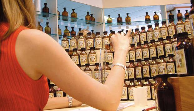 Descubre Cannes y elabora tu propio perfume