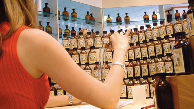 Week-end à Cannes avec création de parfums
